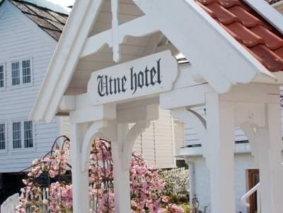 Utne Hotel, Ullensvang
