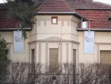 Villa Ricz, Subotica