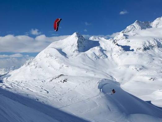 Albergo Ospizio Bernina, Bernina