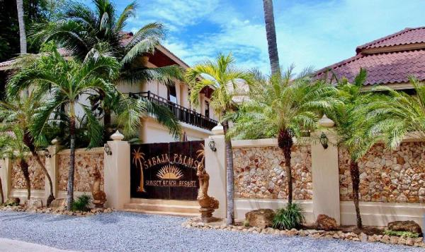 Sibaja Palms Sunset Beach Luxury Apartment Koh Samui