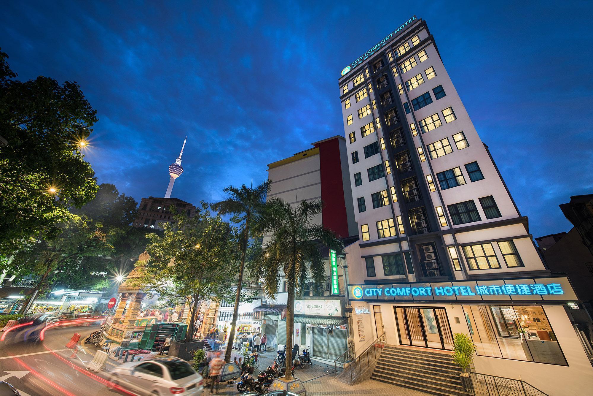City Comfort Hotel Kuala Lumpur City Centre,Chinatown