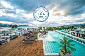 Hotel Clover Patong Phuket (SHA Plus+)