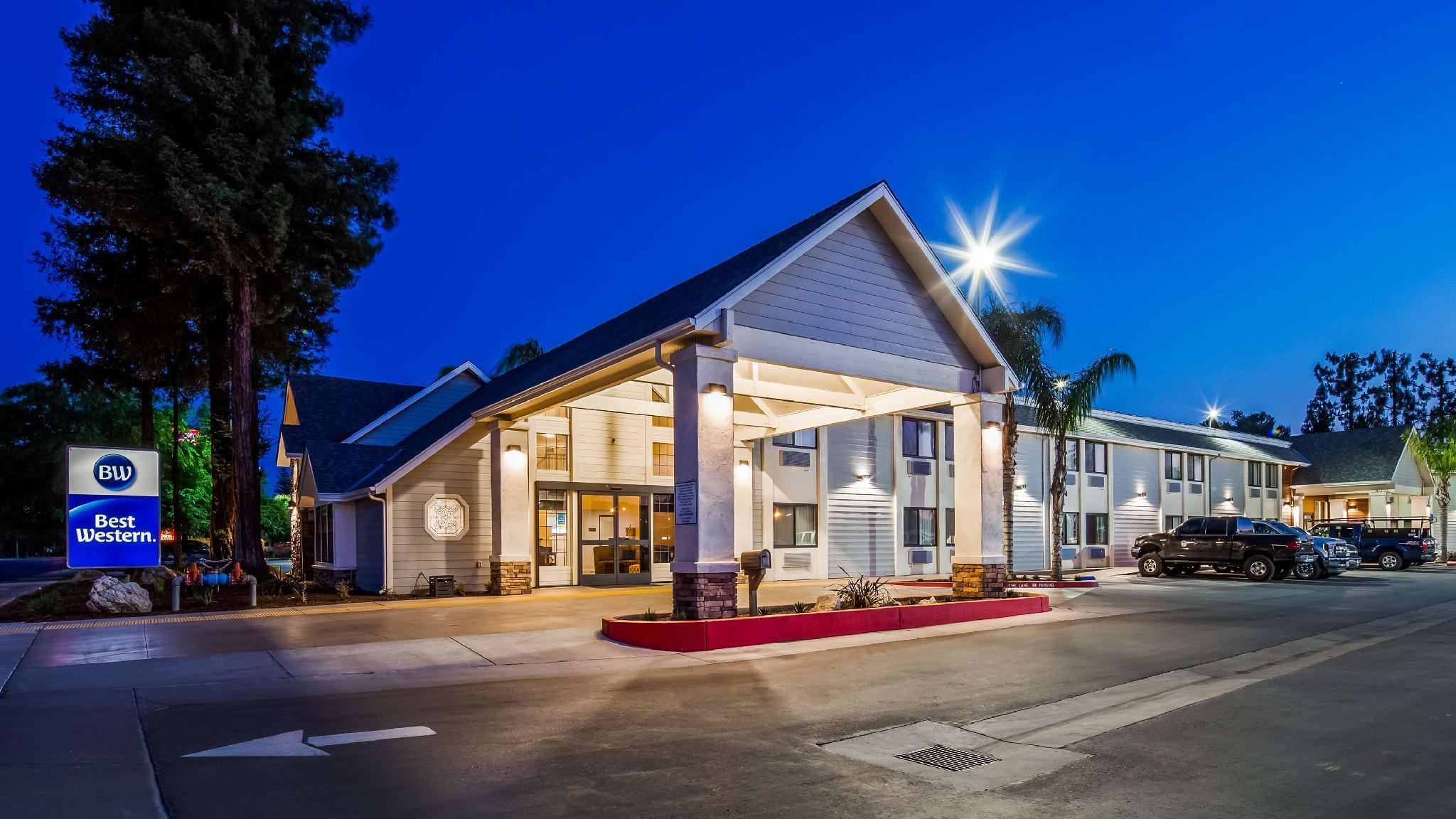Best Western Town and Country Lodge, Tulare