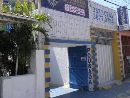 Pousada Atlantico Centro, Fortaleza