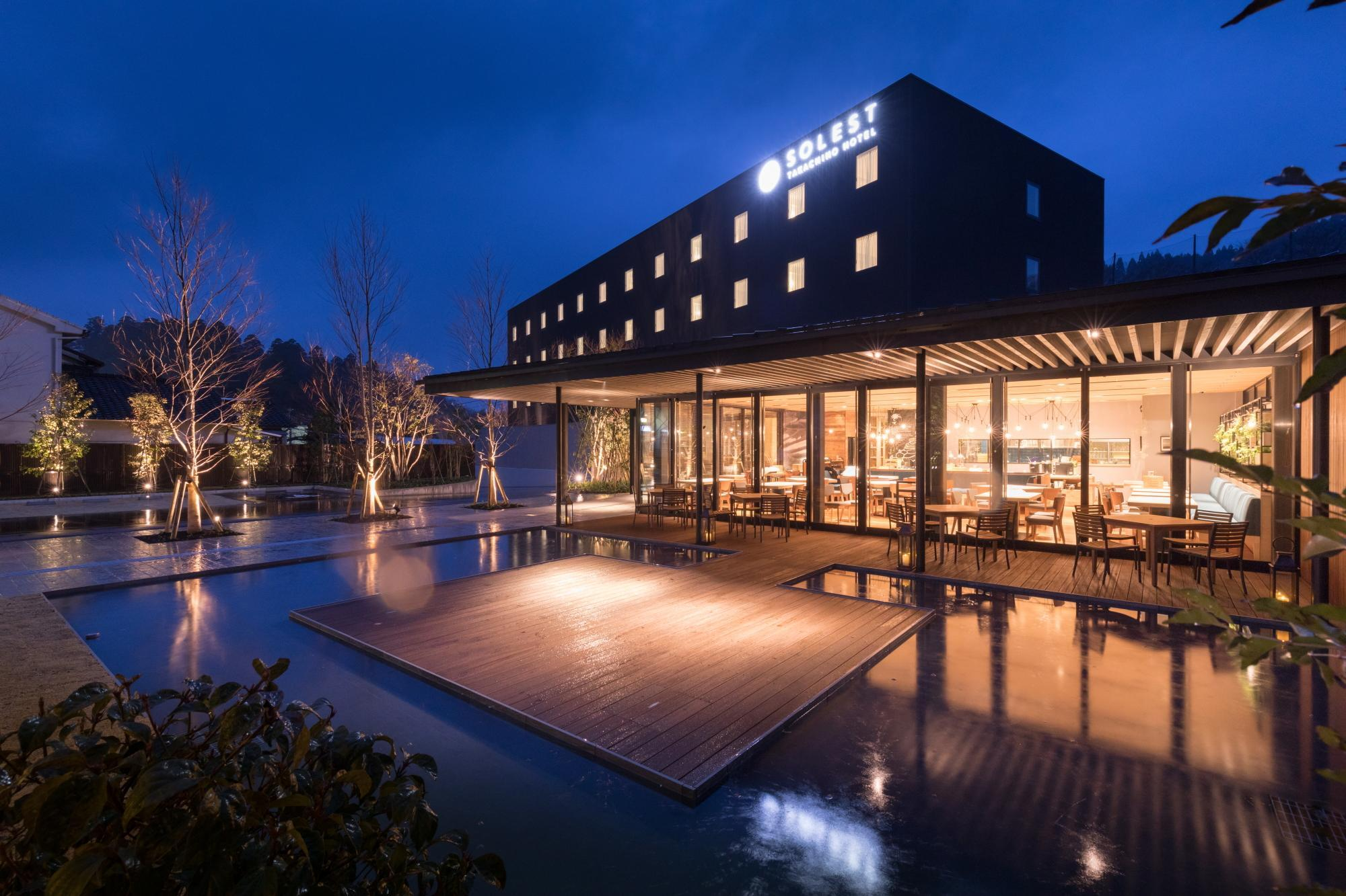 SOLEST TAKACHIHO HOTEL, Takachiho