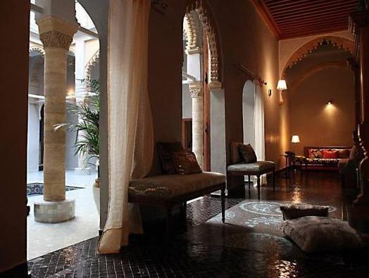 L'Alcazar Hotel, Rabat