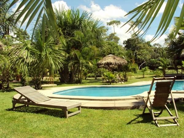 Manish Hotel Ecologico, Coronel Portillo