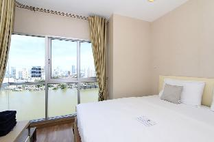 Riverfront Suite#2 60m2+Netflix+WIFI@Room and Pool, Rat Burana