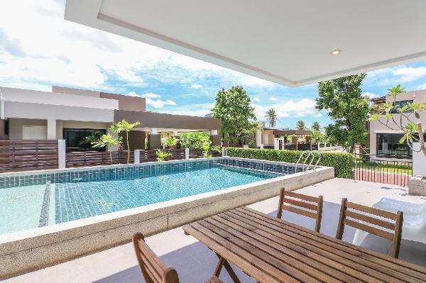 Villa Ozone Pattaya No.24(3Bed,4Bath,Private Pool) Pattaya