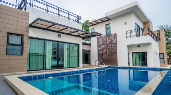 Villa Ozone Pattaya No.28(3Bed,4Bath,Private Pool) Pattaya