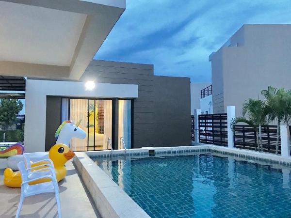 Villa Ozone Pattaya No.32(3Bed,4Bath,Private Pool) Pattaya