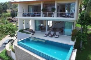 Award-Winning The Ridge Pure 6 (3-bedroom seaview) - Koh Samui