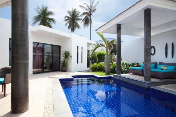 Big Garden & Pool Villa with 3 Bedrooms Koh Samui
