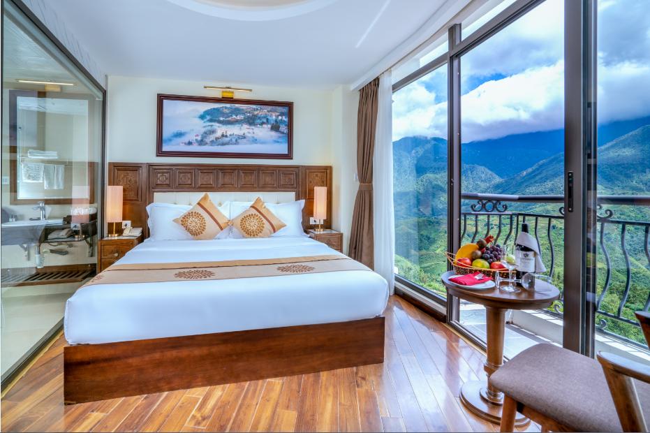 Sapa Relax Hotel & Spa, Sa Pa