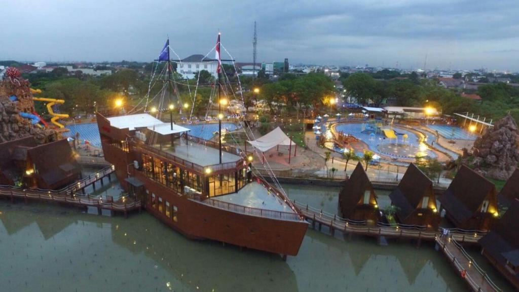 Seaview Cottage Cirebon | Daftar Hotel Terbaik di Cirebon