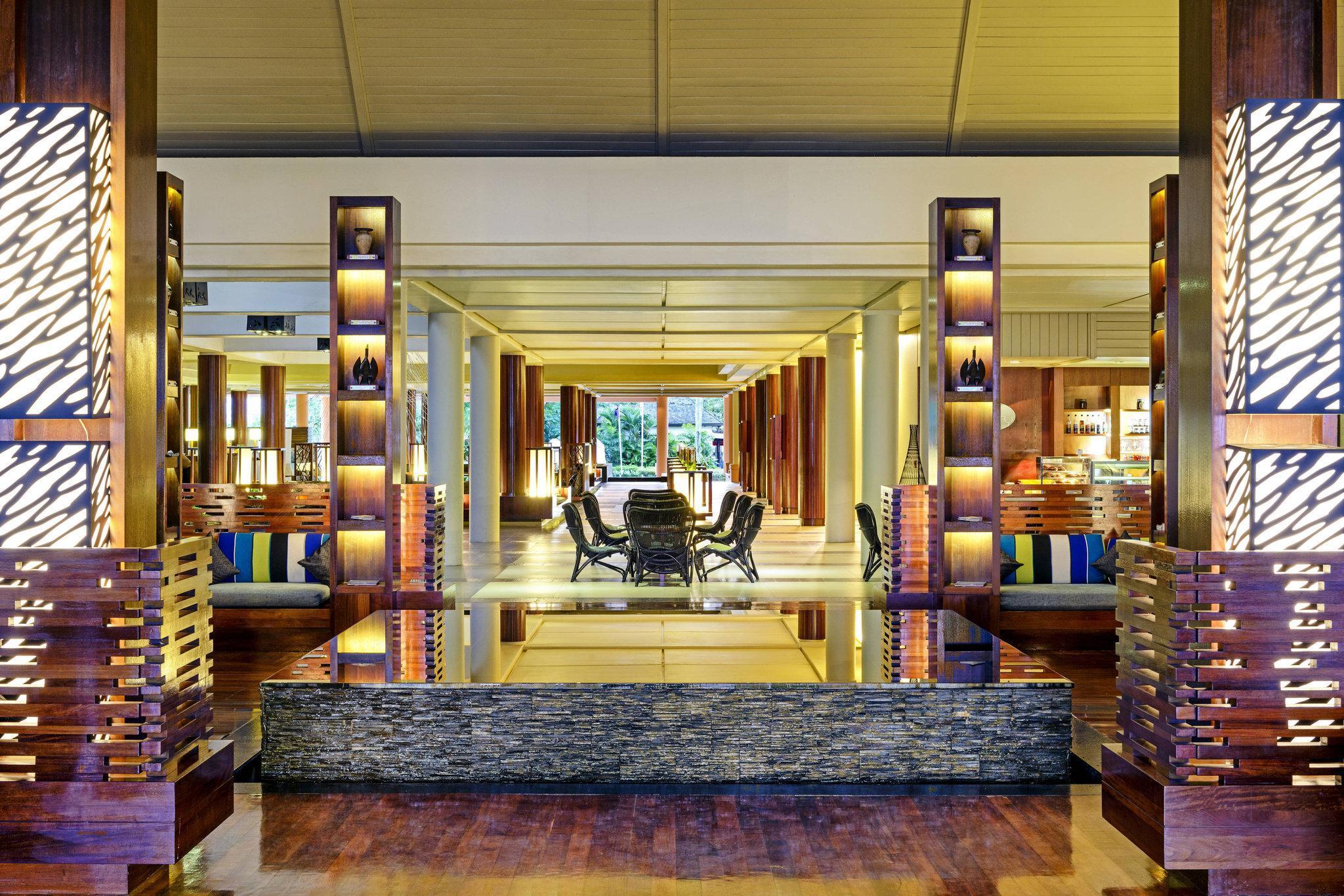 Sheraton Fiji Resort, Ba