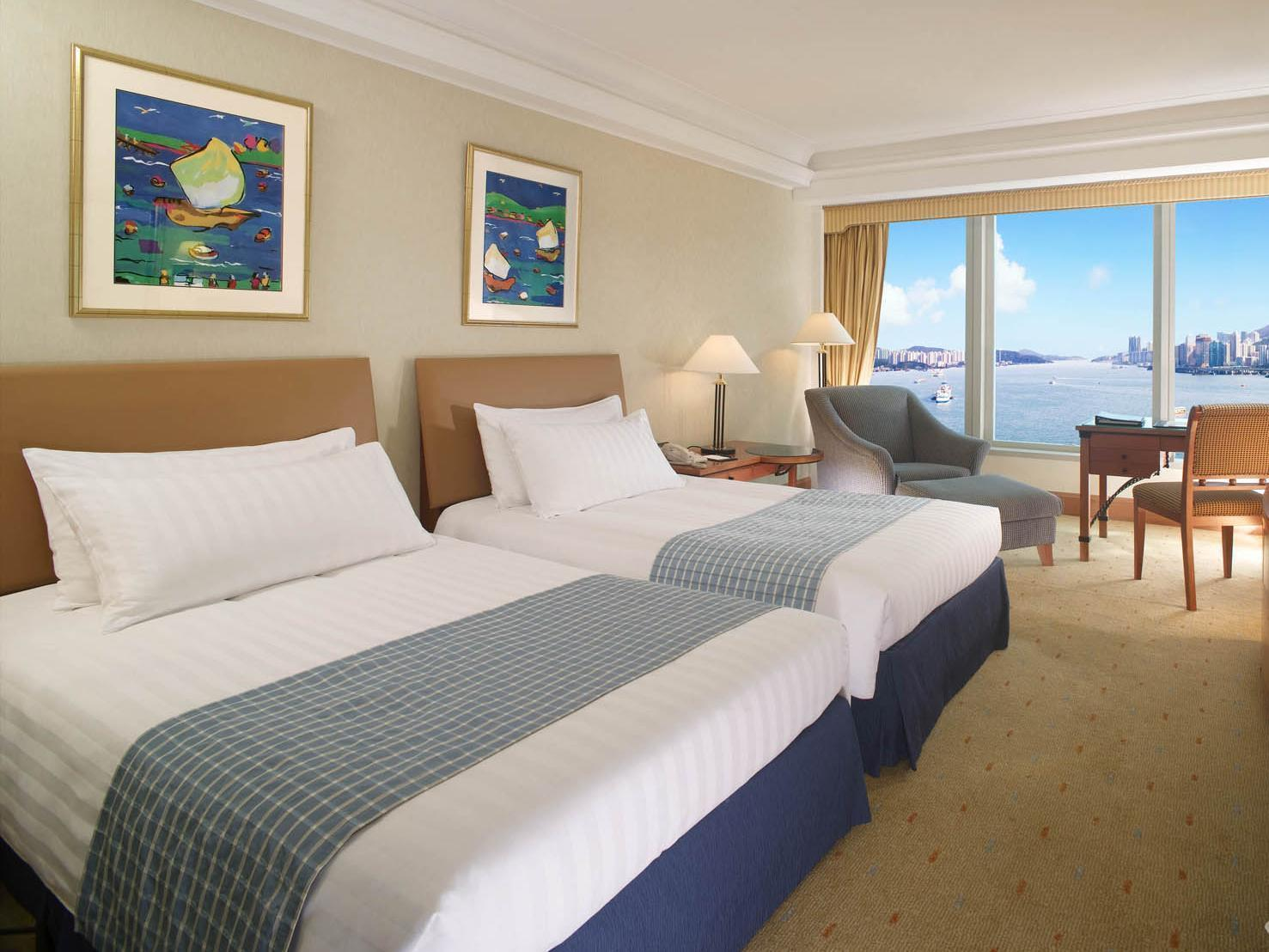 Best Price on Harbour Grand Kowloon in Hong Kong + Reviews!