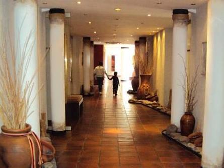 Hotel Altos de la Vina, Capital