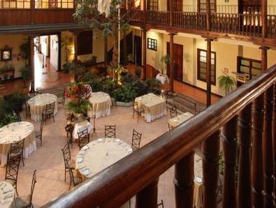 Hotel Boutique Santa Lucia, Cuenca