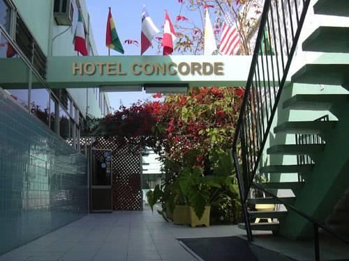 Hotel Concorde, Arica