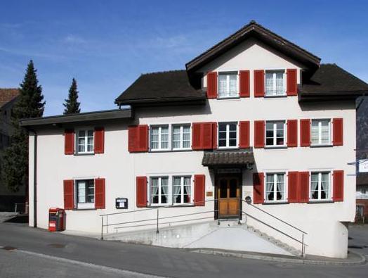 Hotel Krone, Uri