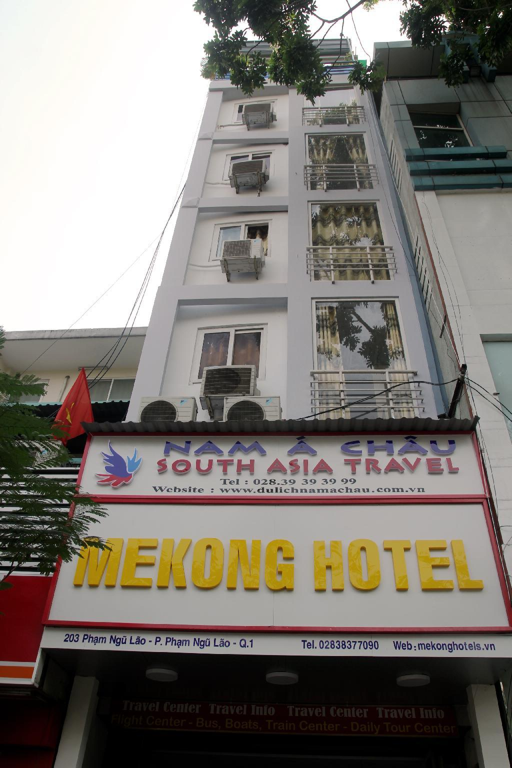 Mekong Hotels, Quận 1