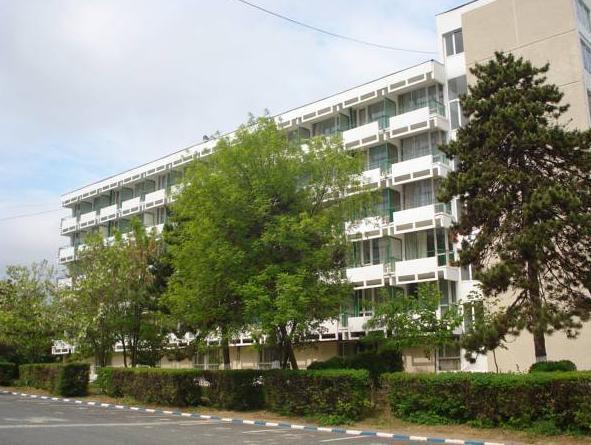 Hotel Prahova, Mangalia