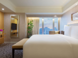 Phòng Club Suite 2 giường (Club Suite Twin)