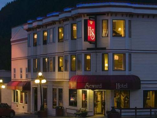 Hotel Seward, Kenai Peninsula