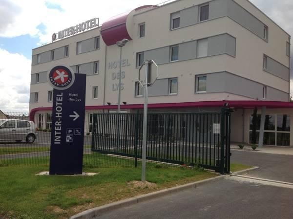 The Originals City, Hotel des Lys, Dreux (Inter-Hotel), Eure-et-Loir