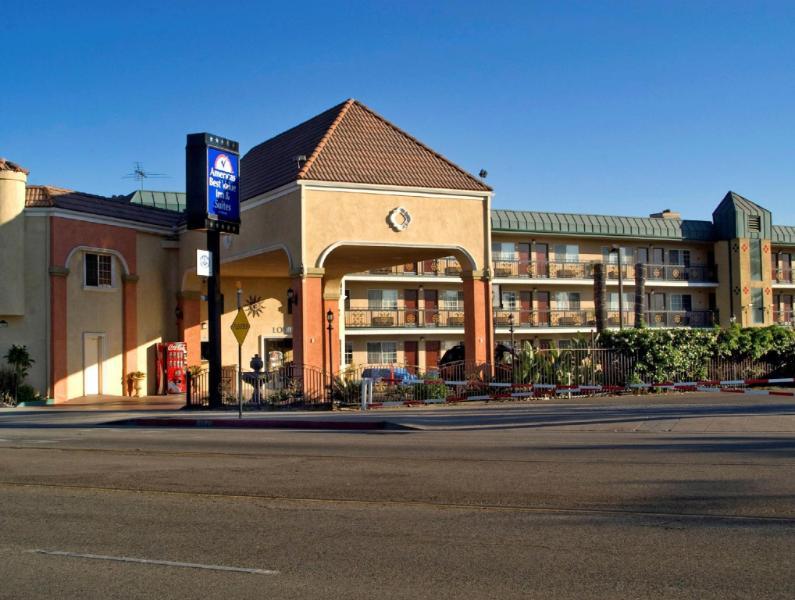 洛杉磯埃爾蒙特美洲最佳價值套房酒店