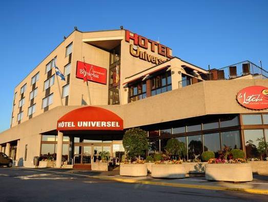 Hotel Universel, Lac-Saint-Jean-Est