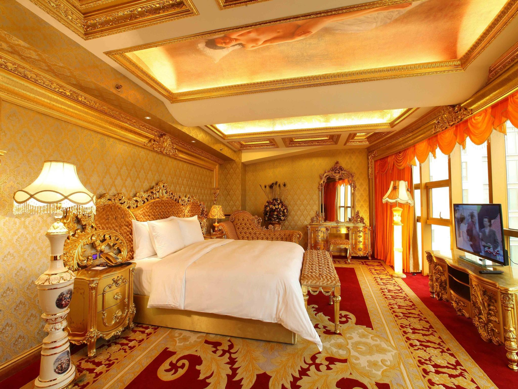 Best price on nanning dibai 7 star hotel in nanning reviews for 7 star hotel