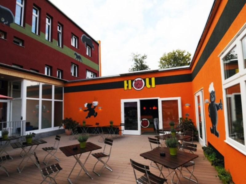 Best price on holi berlin hotel hostel in berlin reviews for Top hotels in berlin