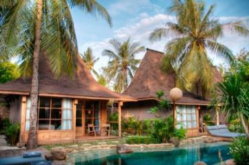 Villas à Kuno