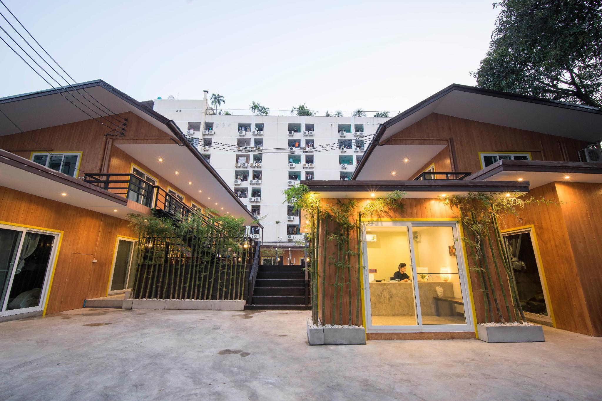 Resort M - MRT Huai Kwang, Huai Kwang