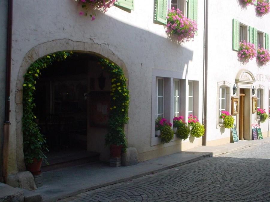 Hotel Du Boeuf, Porrentruy