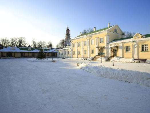 The Old Lavry Hotel, Sergievo-Posadskiy rayon