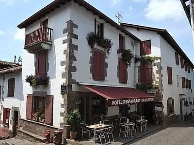 Hotel Ramuntcho, Pyrénées-Atlantiques