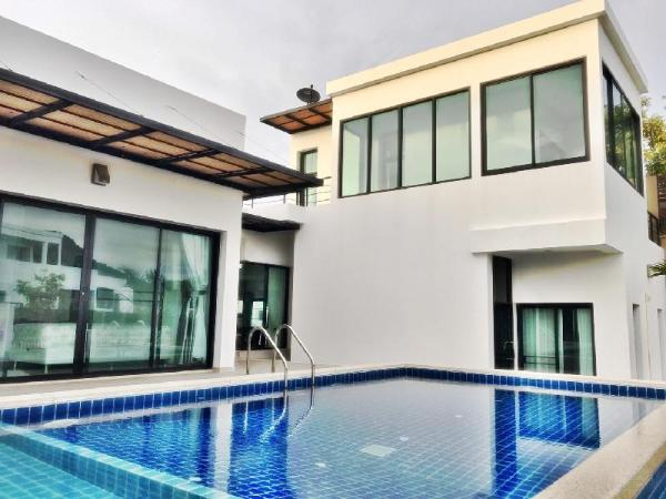 Villa Ozone Pattaya No.40(3Bed,4Bath,Private Pool) Pattaya
