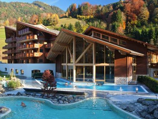 Thermes Parc Apartments, Monthey