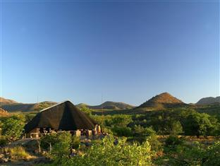 Huab Lodge & Bush Spa, Kamanjab