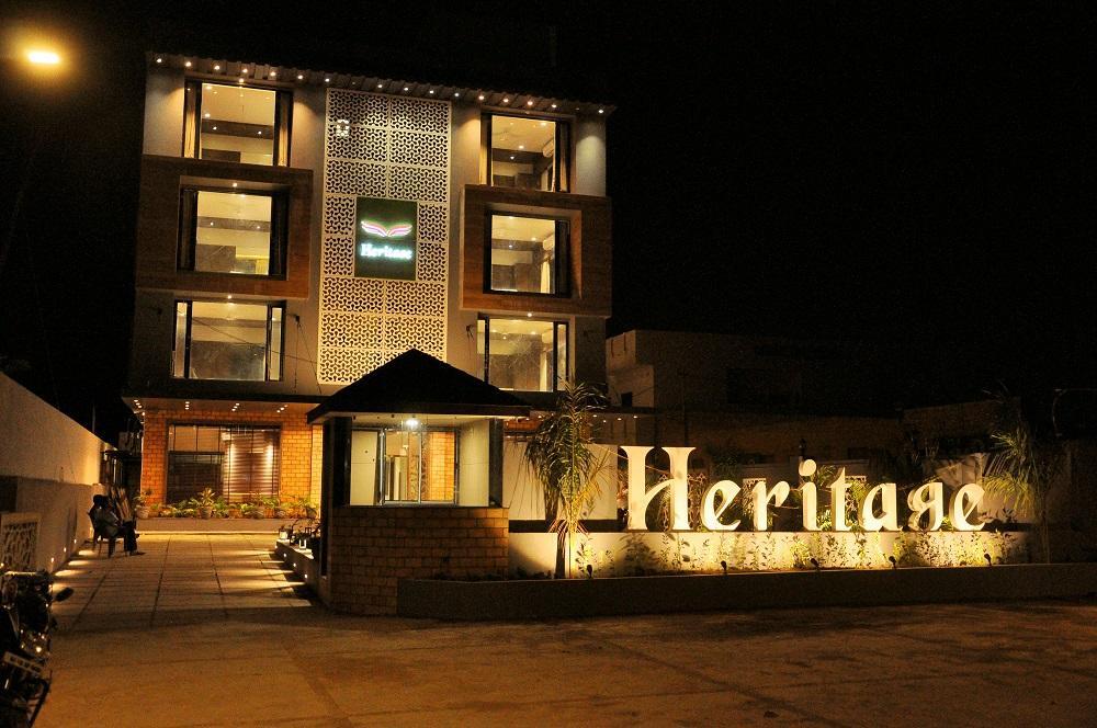 Hotel Heritage-  Somnath, Gir Somnath