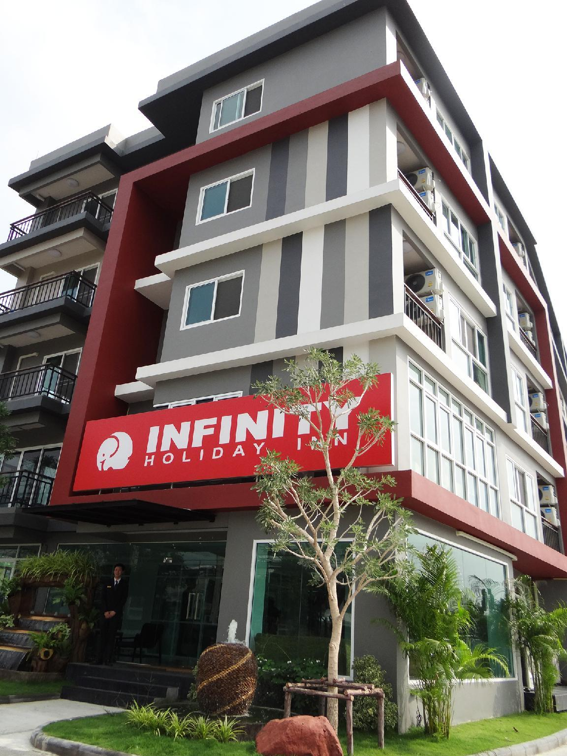 Infinity Holiday Inn, Bung Kum