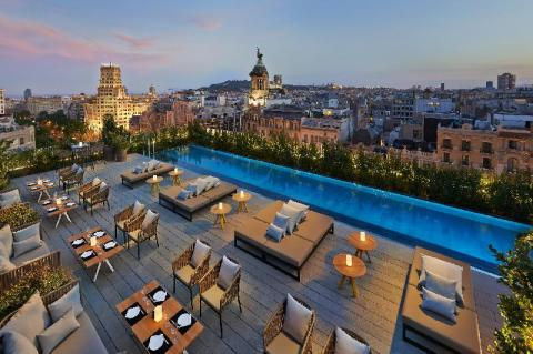 Best Rooftop Bars Barcelona 15 Spots For A Drink With A