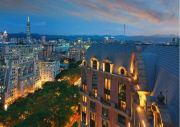Best Hotels in Taipei : Mandarin Oriental
