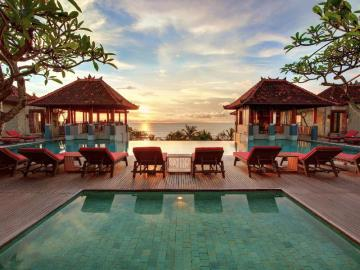 Indonesien - Bali - Kuta: Hotel ist Girl Friendly. Keine Joiner Fee