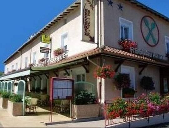 Logis Hotel Bellevue, Haute-Vienne