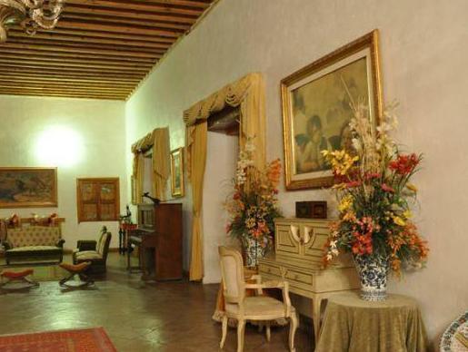 Hotel Hacienda Cantalagua Golf, Contepec