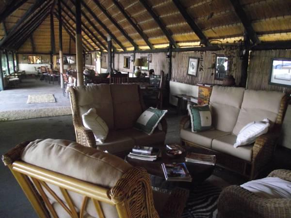 Ndhovu Safari Lodge, Mukwe